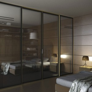 Sliding solutions doors